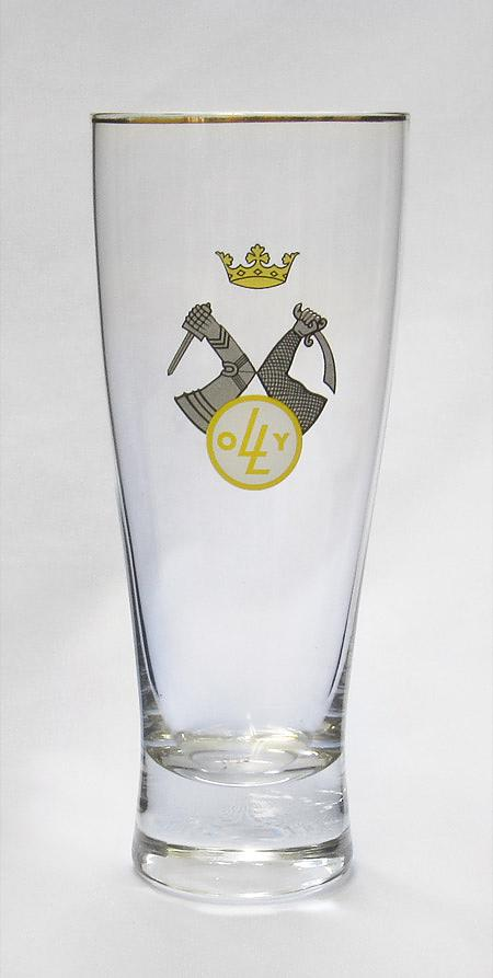 Karjala (Karelia) beer glass